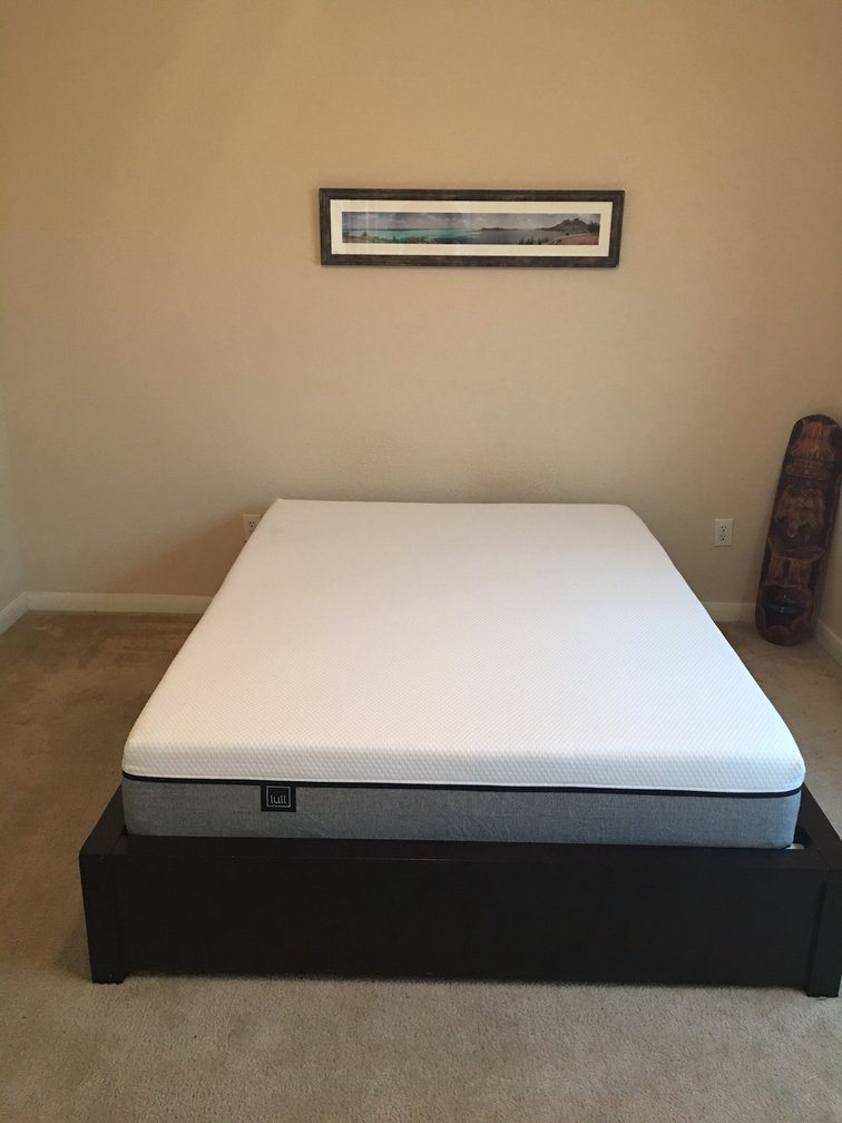Lull Mattress Review L Lull Coupon Lull Bed Review