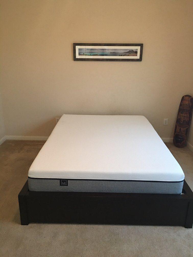 Lull mattress, queen size