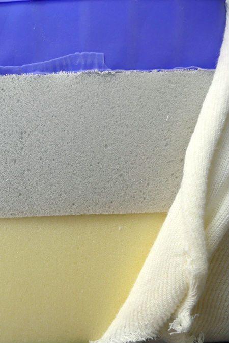 ghostbed vs purple mattress review - memory foam talk