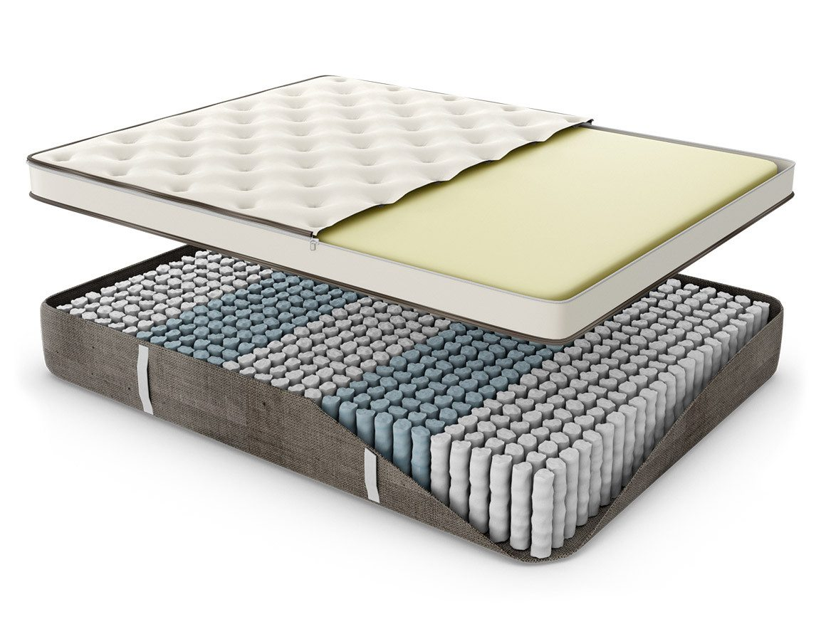 Nest Bedding Latex Hybrid Mattress Memory Foam Talk