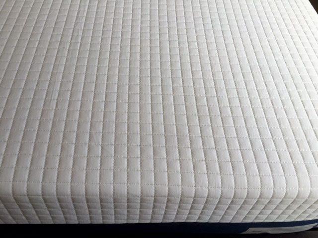Helix mattress cover