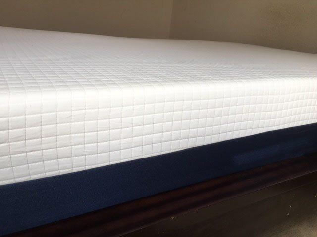 Helix mattress profile