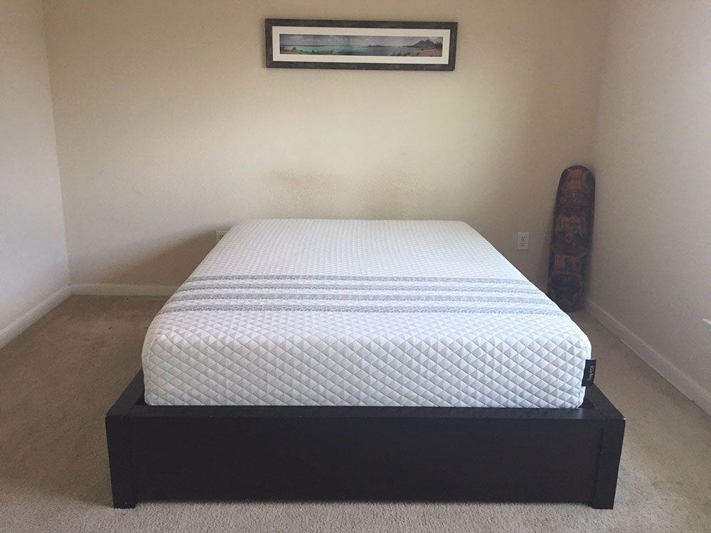 best hybrid bed mattress for quiet, good sex