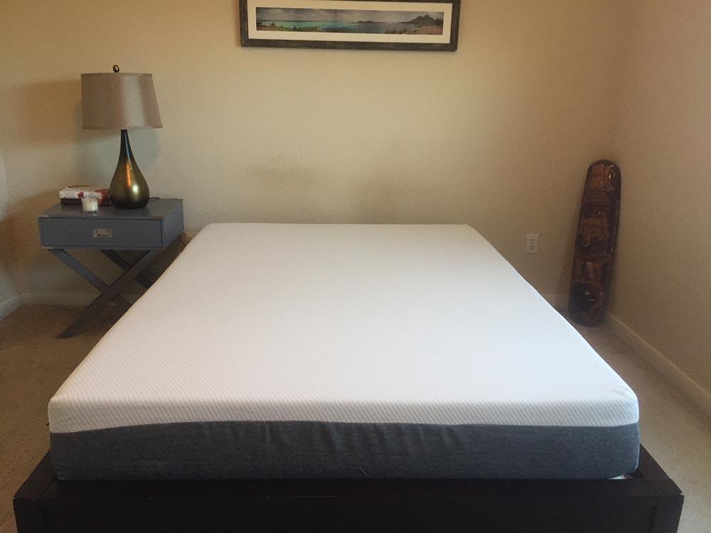 Qomfort queen mattress
