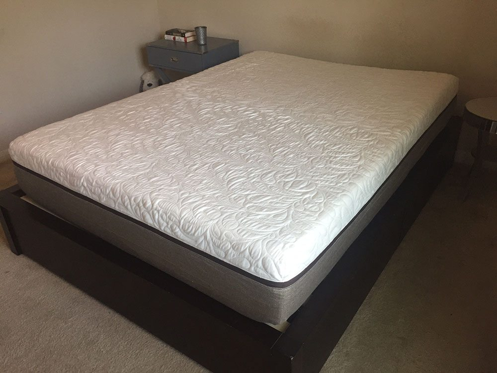 Live And Sleep Mattress Review Live And Sleep Mattress
