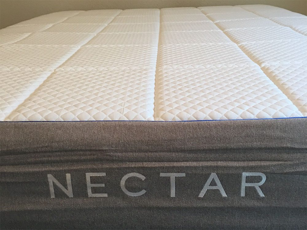 Nectar is a great mattress for back pain