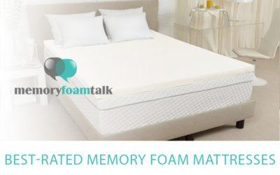 Best-rated Memory Foam Mattresses