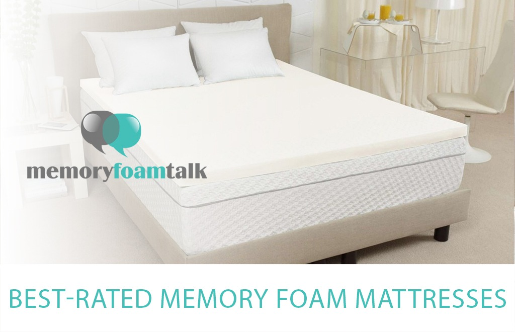 . Best rated Memory Foam Mattresses   Memory Foam Talk