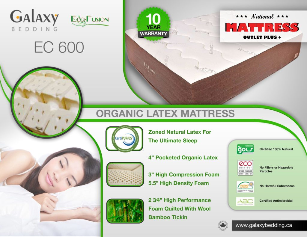Galaxy-EC600-Latex-Mattress-Spec