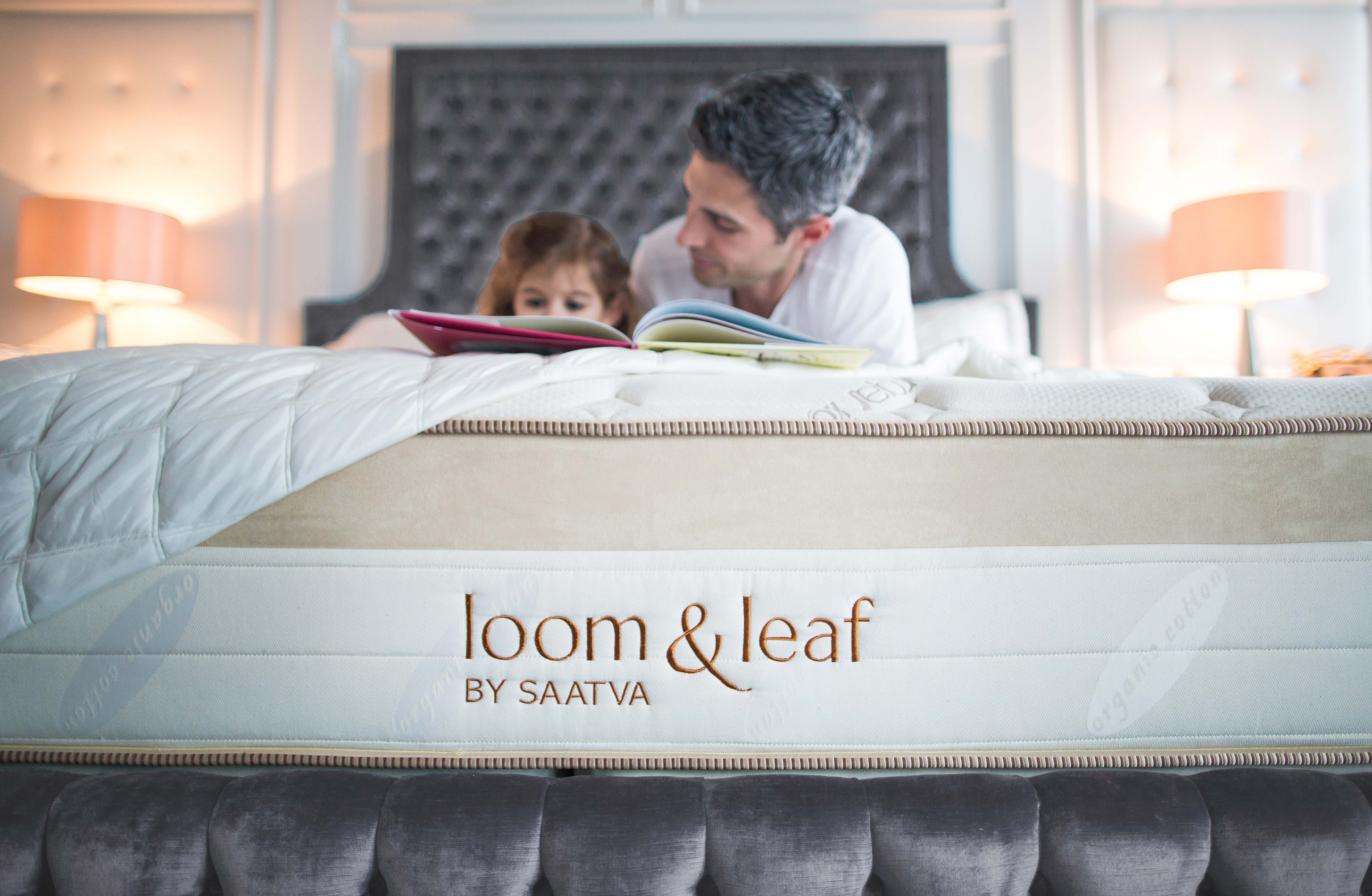 the loom and leaf is a premium memory 12u2033 memory foam mattress that is made up of multiple layers of high quality foam with medical grade cooling gel