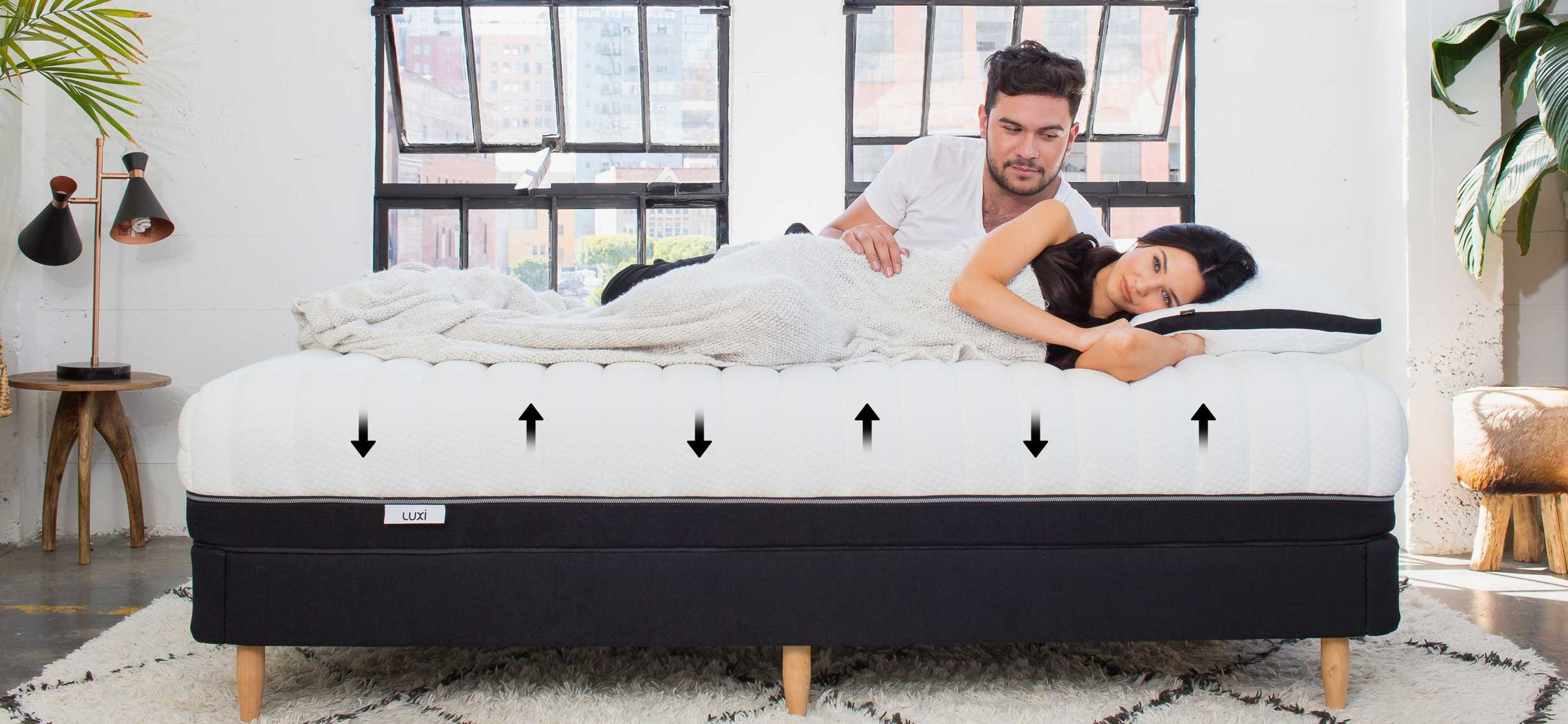 the luxi is a highend multifoam mattress which you can buy at an affordable range whatu0027s even better about it is the much longer lifespan compared to