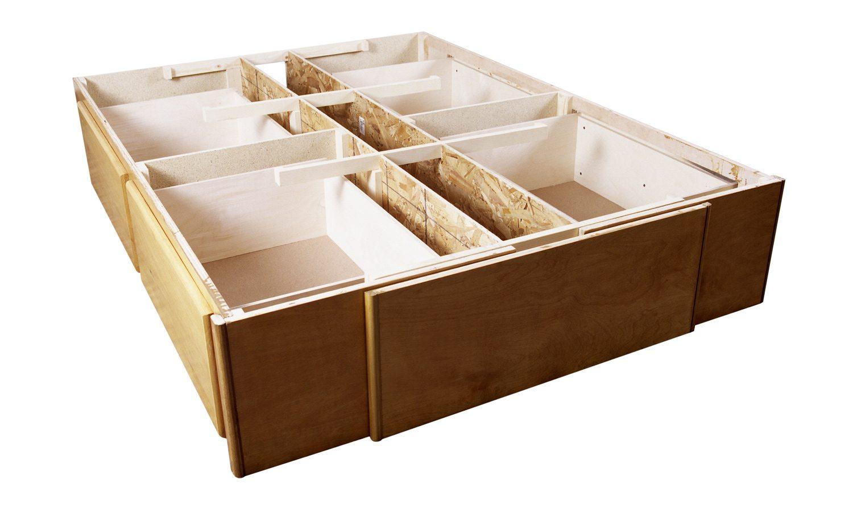 Memory Foam Bed Frame Plans