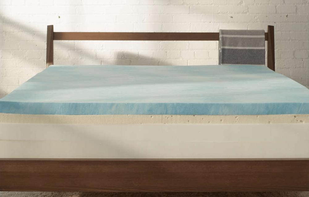 Chirofoam mattress layers