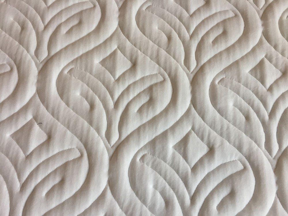 Chirofoam mattress cover