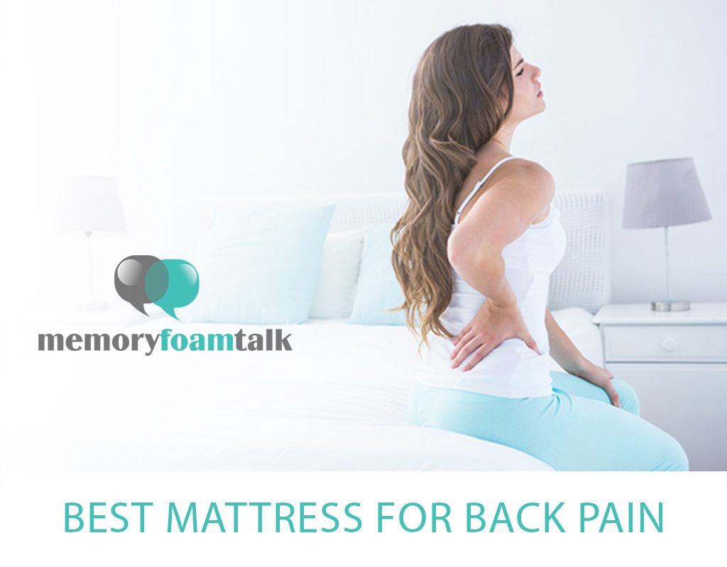 Best Mattress for Back Pain | Our top 3 mattresses for lower back pain