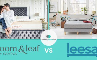 Loom and Leaf vs. Leesa Original