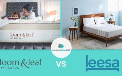 Loom and Leaf vs. Leesa