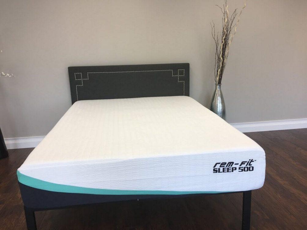 Rem Fit Sleep 500 Mattress Review Memory Foam Talk