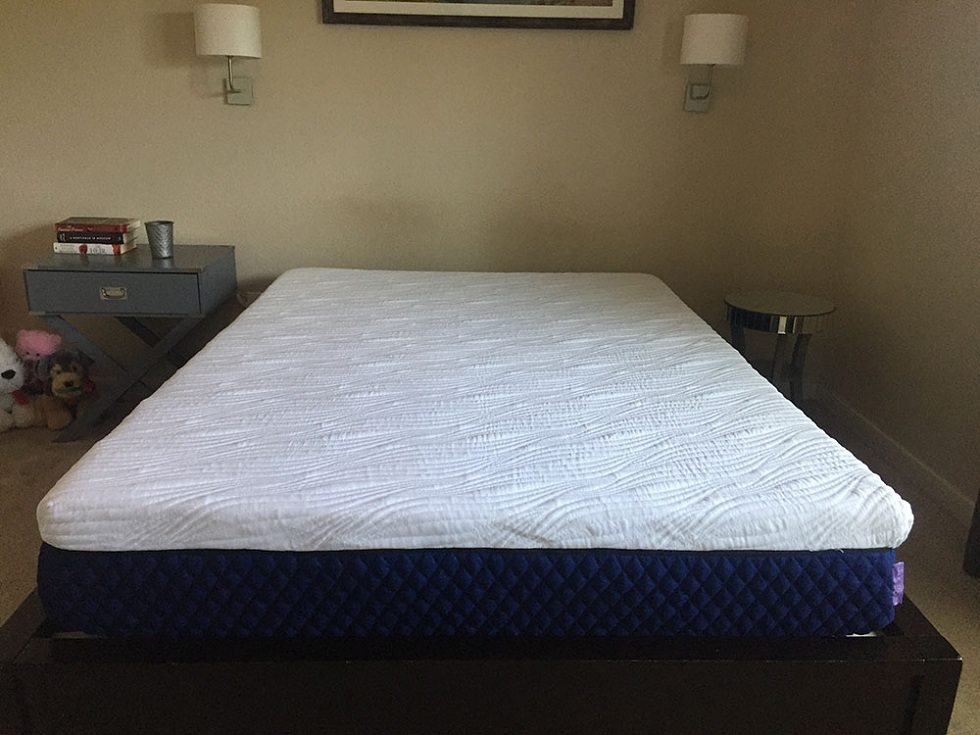Silk and Snow mattress, queen size