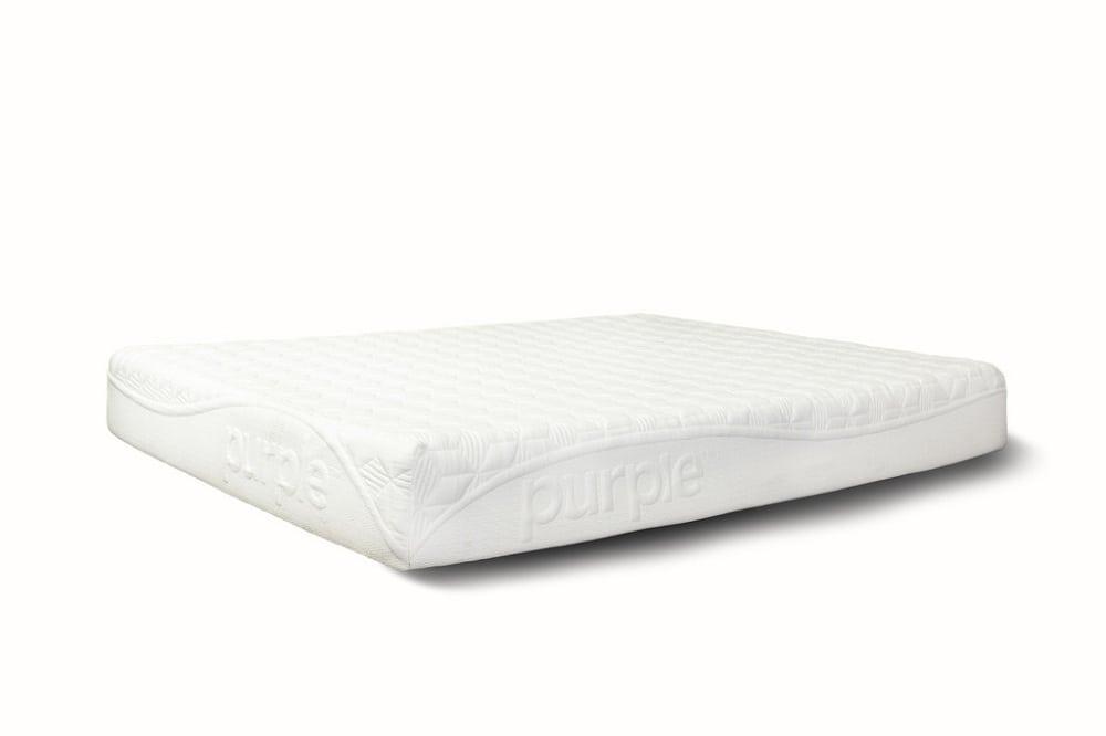 Purple mattress