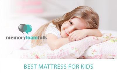 Best Mattress For Kids 2021