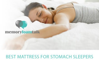 Best Mattress for Stomach Sleepers 2021