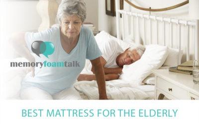 Best Mattress for the Elderly 2021