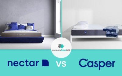 Nectar vs. Casper