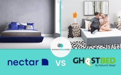 Nectar vs. GhostBed