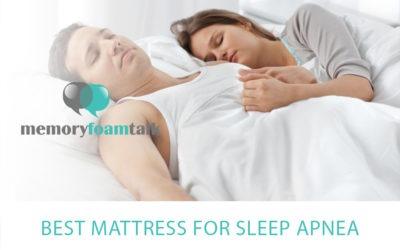 Best Mattress for Sleep Apnea 2021