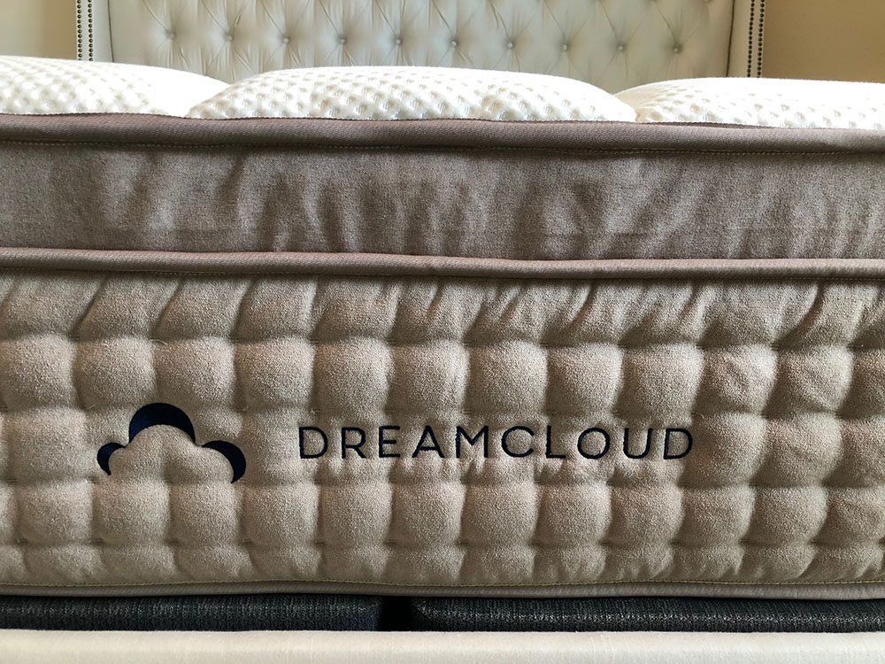 DreamCloud Sleep luxury hybrid mattress