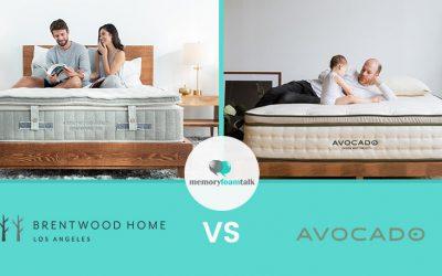 Brentwood Home Cedar vs. Avocado