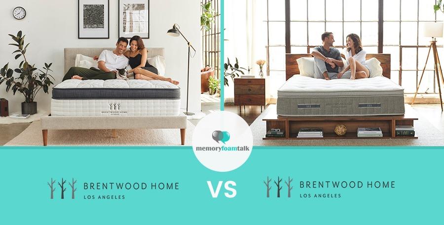 Brentwood Home Oceano vs. Brentwood Home Cedar