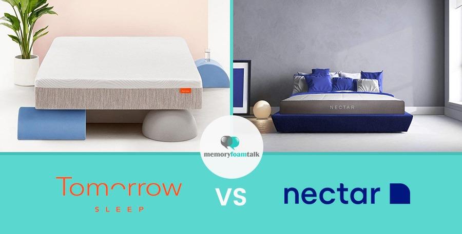 Tomorrow Sleep vs. Nectar