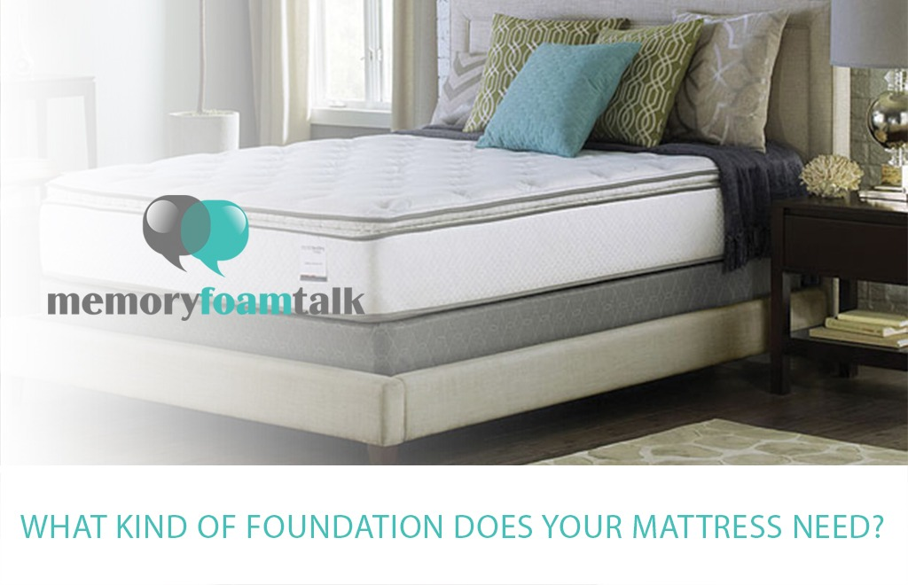 What Kind of Foundation Does Your Mattress Need?