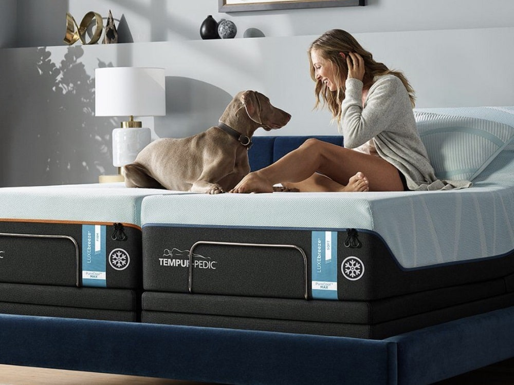 Tempur Pedic Cloud Luxe Breeze