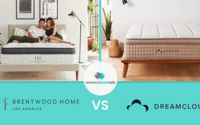 Brentwood Home Oceano vs. DreamCloud Premier