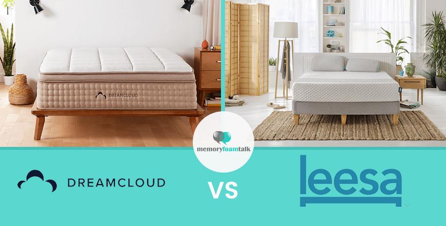 DreamCloud Premier vs. Leesa Hybrid