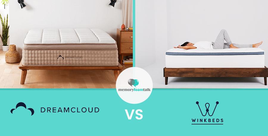 DreamCloud Premier vs. WinkBeds