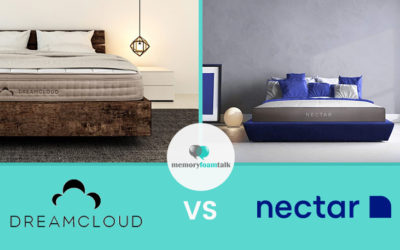 DreamCloud Sleep vs. Nectar