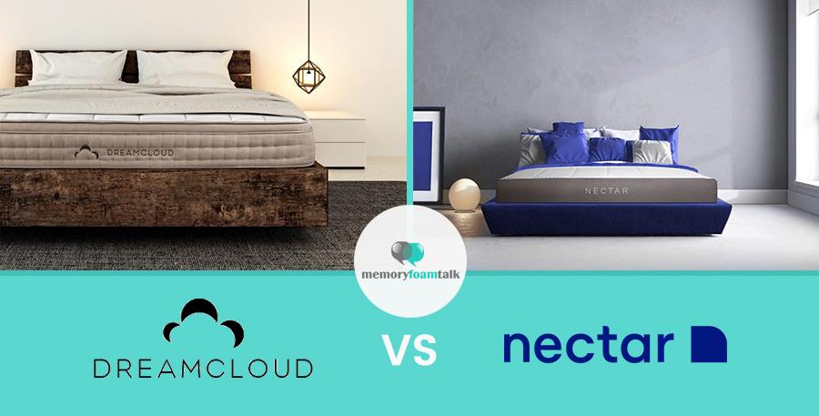 DreamCloud Sleep vs. Nectar