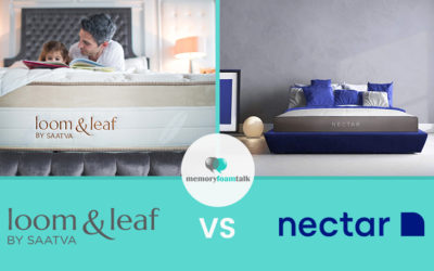 Loom and Leaf vs. Nectar