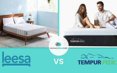 Leesa vs. Tempur Pedic