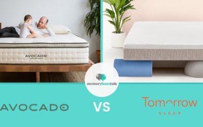 Avocado vs. Tomorrow Sleep