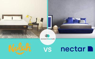 Nolah vs. Nectar