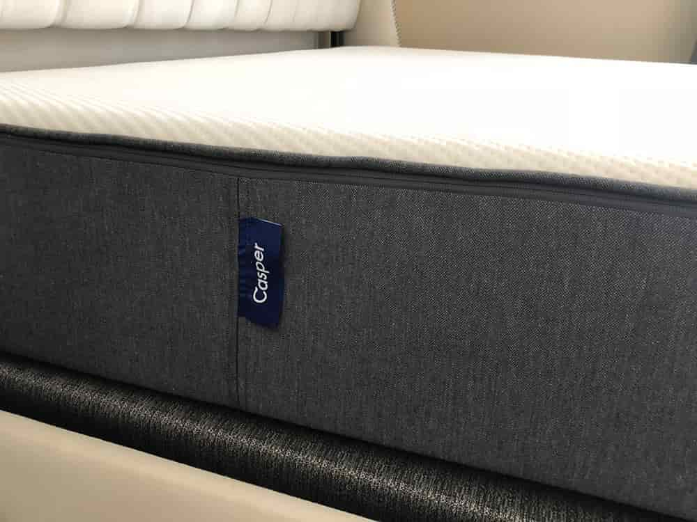 Casper mattress profile
