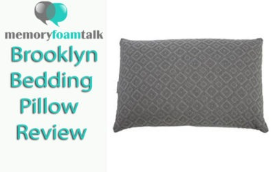 Brooklyn Bedding Pillow Review