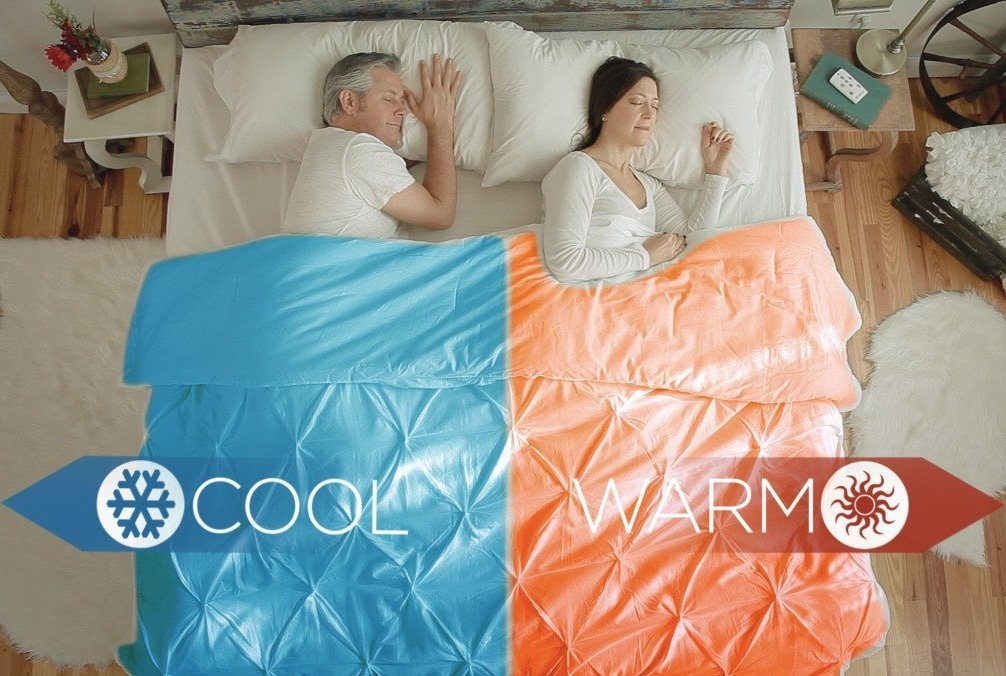 Dual Zone AirComforter