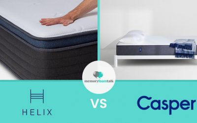 Helix Midnight Luxe vs. Casper