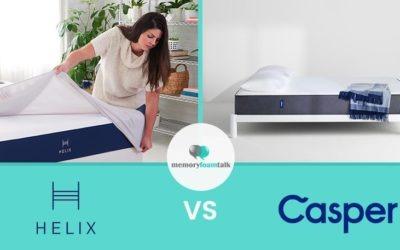 Helix vs. Casper